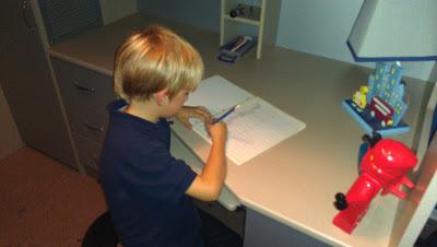 POD: Homework time