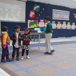 2014-02-15 Talent Show Pre-Nursery