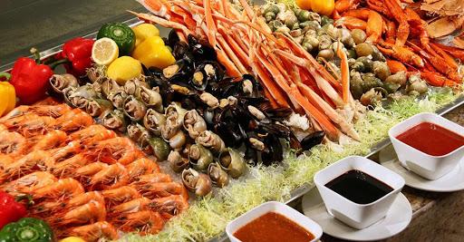 Ăn buffet hải sản ngon nhất Sài Gòn - TP. HCM 2017