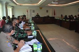 Jalin Sinergitas, Kasrem 051/Wkt Membuka Rapat Koordinasi Pengamanan VVIP RI 1