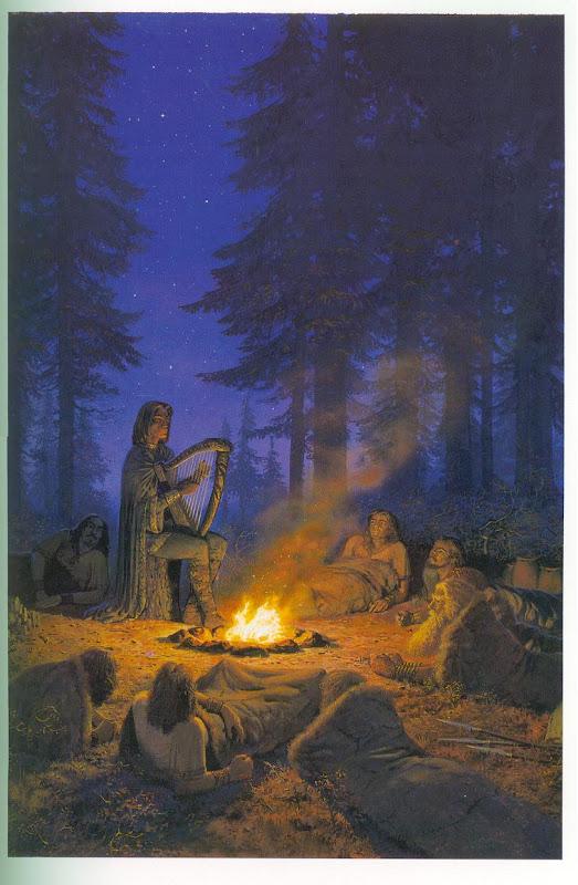 Sil Felagund, Fantasy Scenes 1