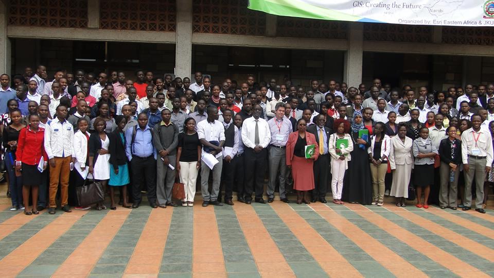 2015/2016 Annual Report of ESRI 100 African Universities