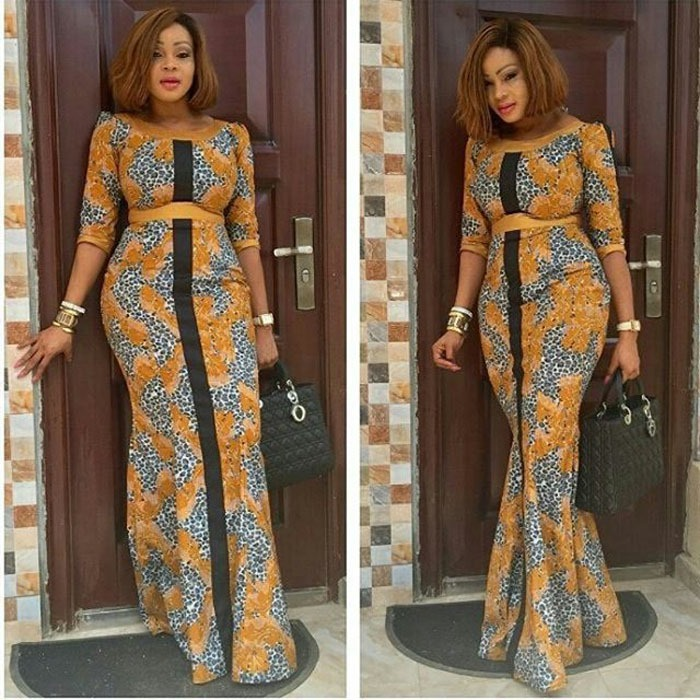 50 of The Latest Long Ankara Dress Styles in 2017 | Pictures of Long ...