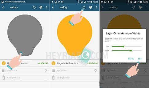 membaca atau membuka gps ketika menyetir dapat dilakukan dengan trik gampang ini 2 Cara Agar Layar Android Tetap Menyala