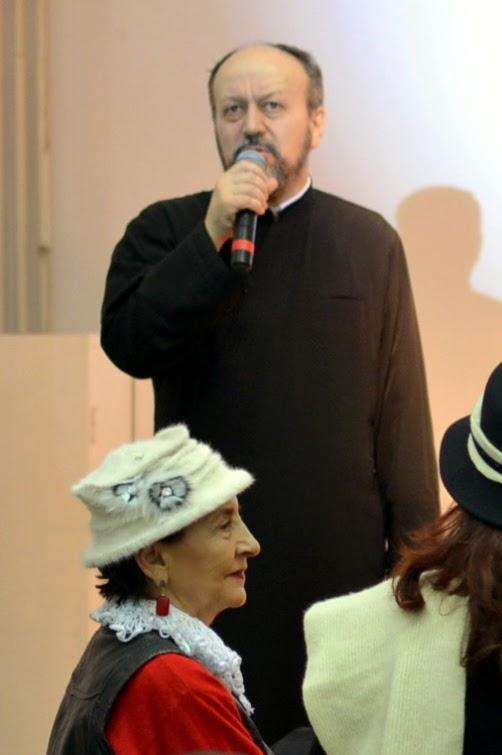 Conferinta Despre martiri cu Dan Puric, FTOUB 148