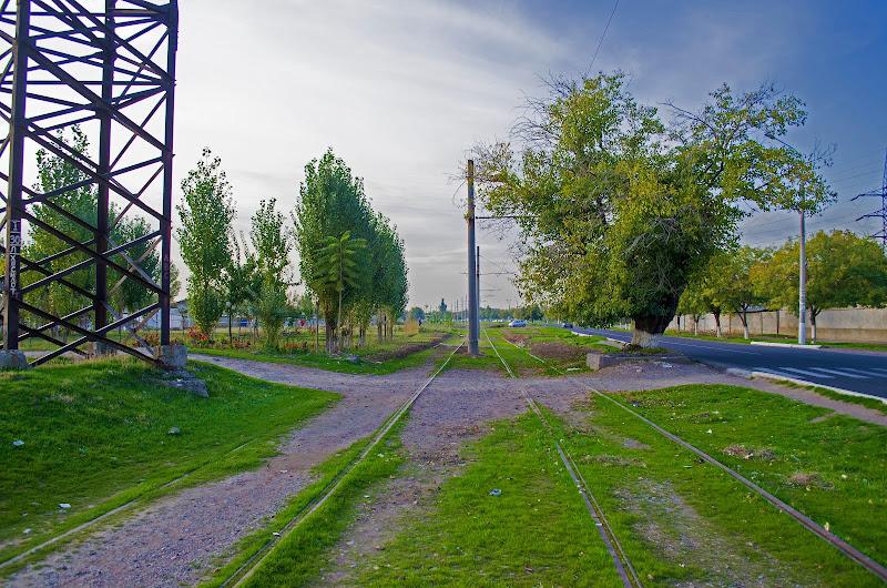 Улица Алимкентская