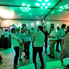 2017-06-30 : Jubileafeest Willeke en Arend-Jan, tent, Rijssen