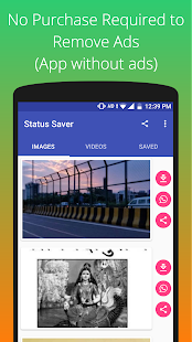 Status Downloader for Whatsapp & Status Saver - Wa Screenshot