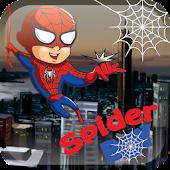 Spider Boy Jumper