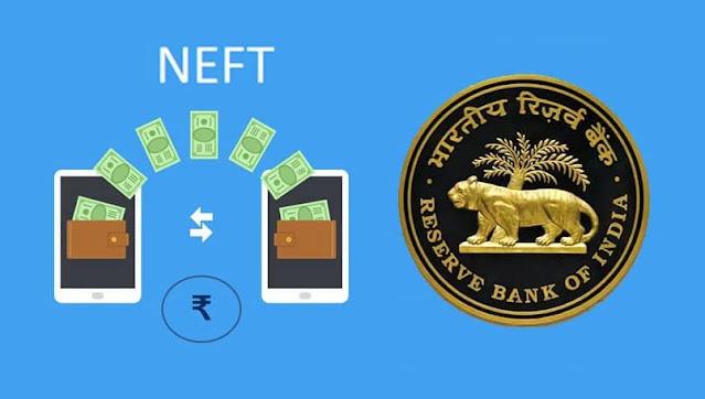 NEFT का क्या अर्थ हैं इसका पूरा नाम क्या हैं? NEFT Meaning In Hindi?