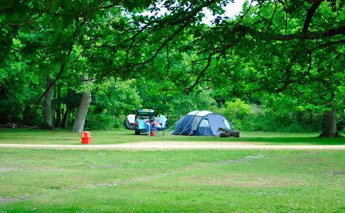 Ashurst Campsite at Ashurst Campsite