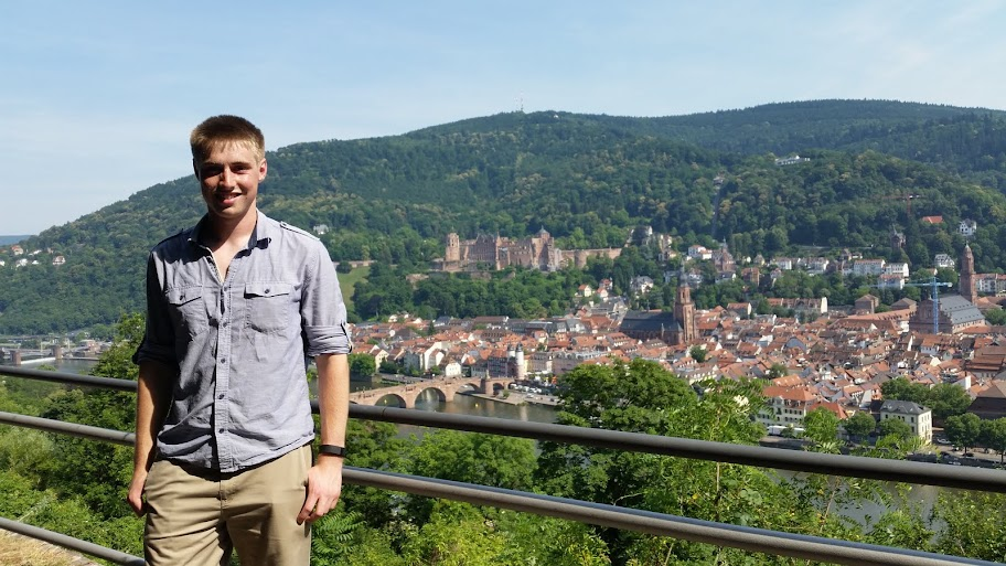 Patrick Asinger: #StudyAbroadBecause... you experience the world