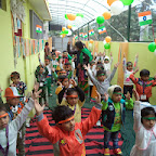 Republic Day Celebration WKSN (23/01/2015) Nursery And Playgroup