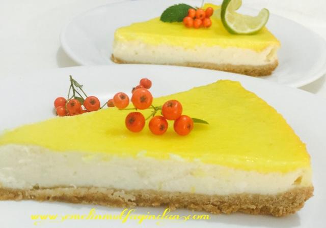 Limonlu Cheesecake (Çizkek)
