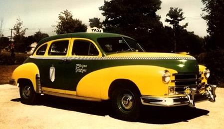 Checker 1953 A6