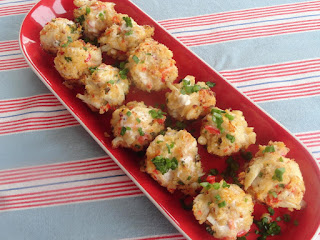 Baked Crab Popper Delights Recipe
