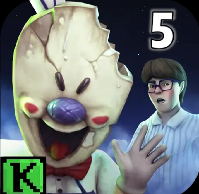 Download Ice Scream 5 Mod Apk (Unlimited Ammo/Traps)