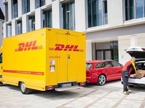 Bludart DHL Express Limited