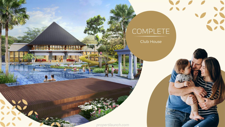 Club House Citraland Cibubur