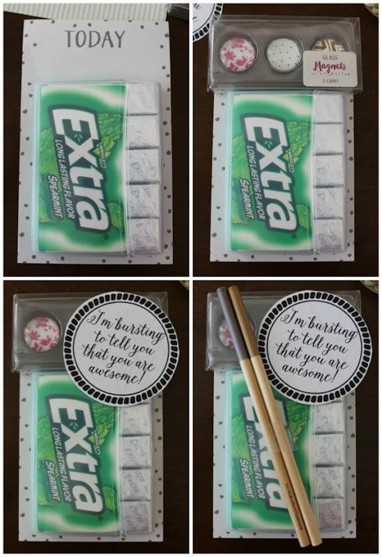 Wrigley's gum gift ideas #giftideas