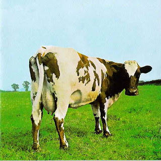 Pink Floyd - Atom Heart Mother album cover