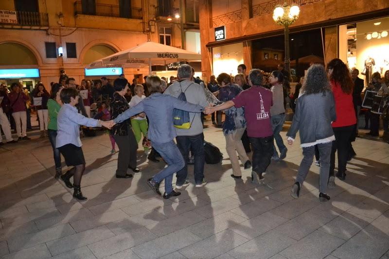 Concert gralles a la Plaça Sant Francesc 8-03-14 - DSC_0768.JPG