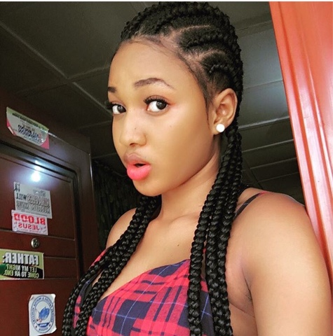 Scammer With Photos of Oghene Karo - Kirachaana Blogger-image--1681594482