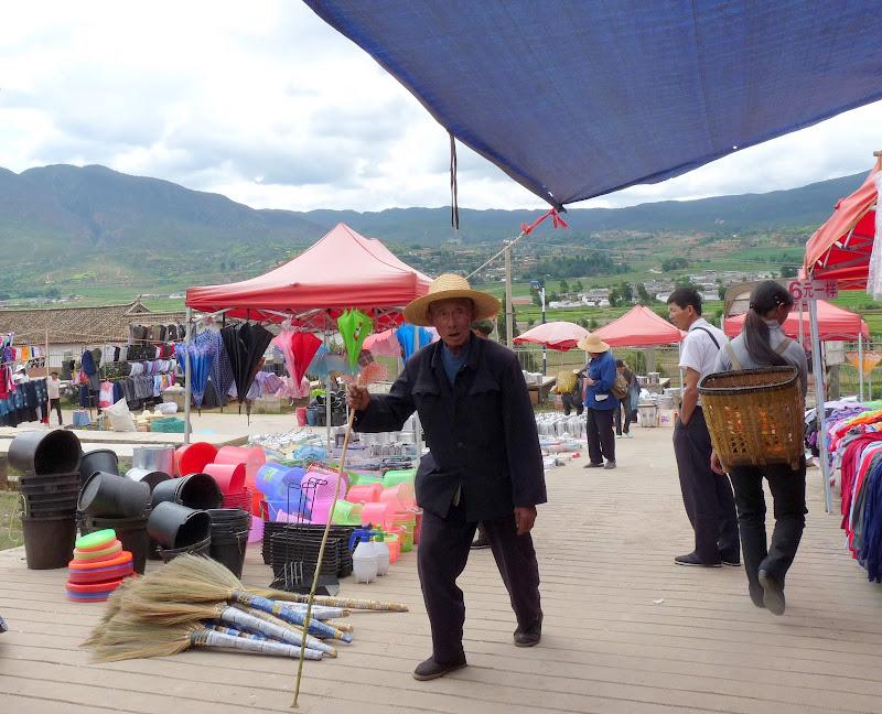 Chine. Yunnan .SHA XI et environs proches 1 - P1240676.JPG