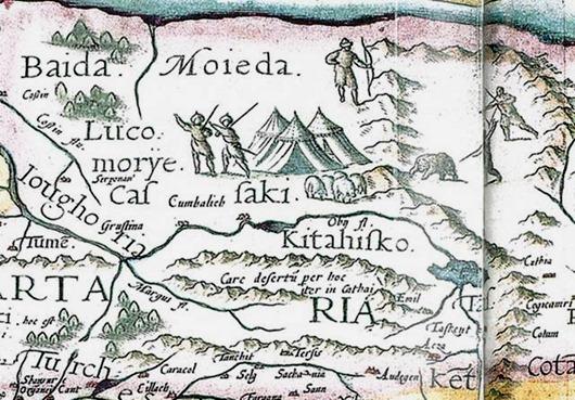 Сказочные страны, которые существовали на самом деле