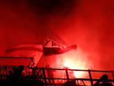 Les supporters du Milan AC mettent le feu  !