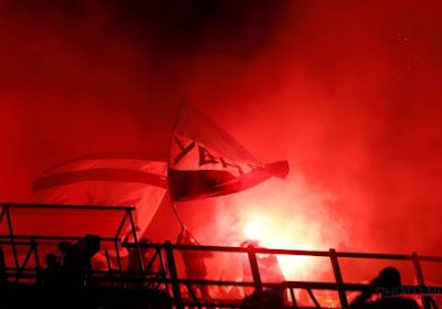 🎥 Les supporters du Milan AC mettent le feu  !