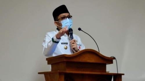 Wako Hendri Septa Sampaikan Keutamaan Ibadah Ramadan