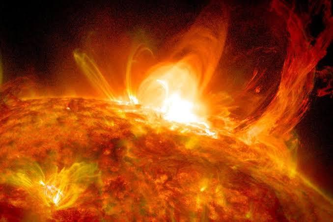 دنیا کا وہ حصہ جو سورج جتنا گرم ہے
