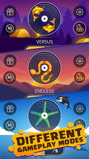 Snake Beats - 3D Snake VS Block Game screenshots 3