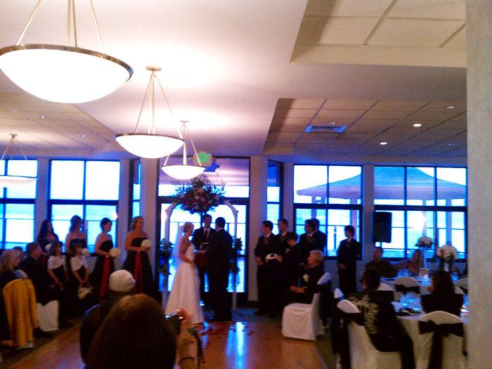 Point Loma Subbase Oceanview Room Wedding Ceremony And Reception