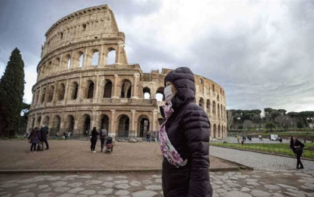 Italyada ölenlerin sayısı 463'e yükseldi