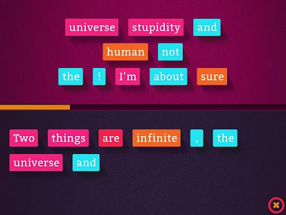 Learn English Sentence Master Screenshot