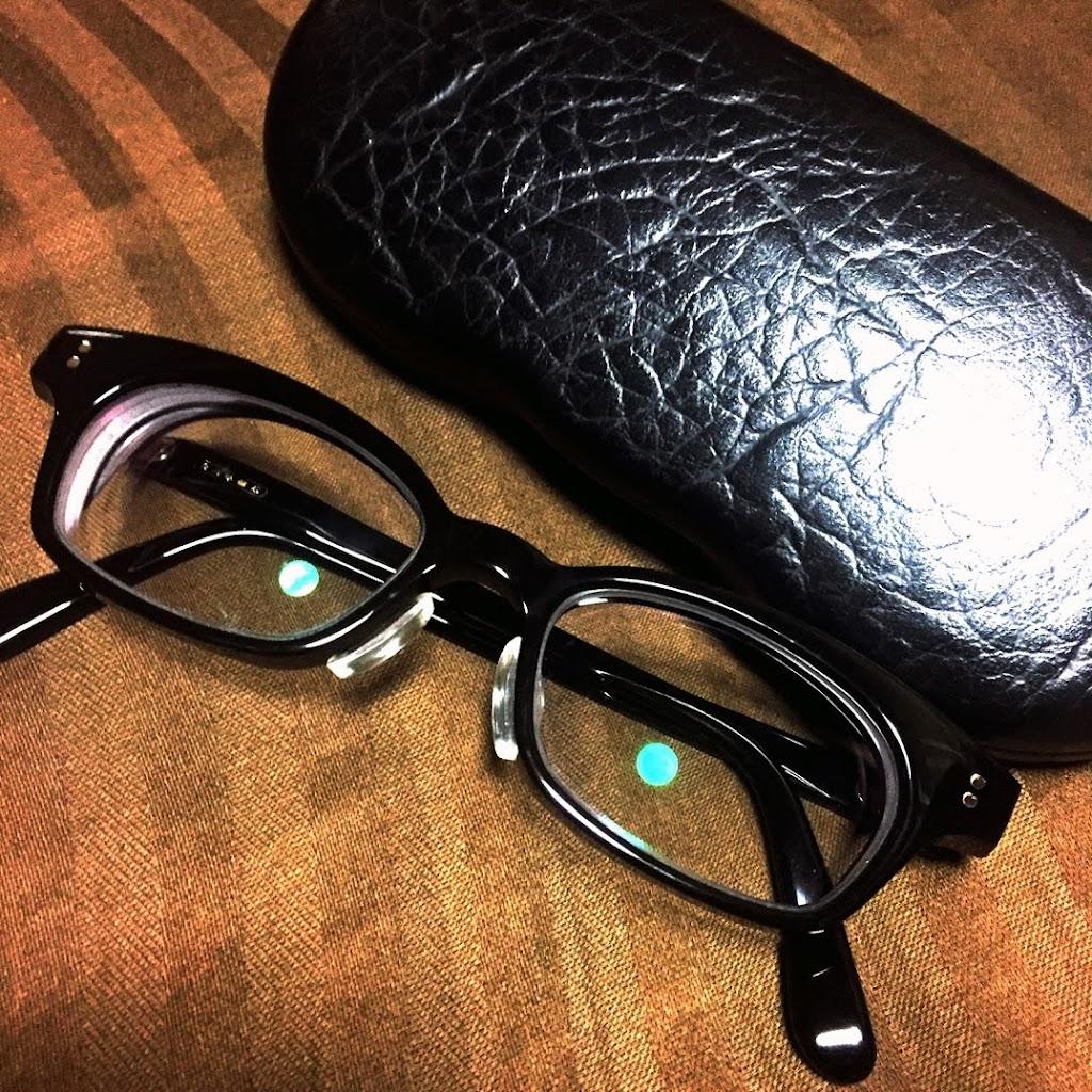 白山眼鏡店THOM