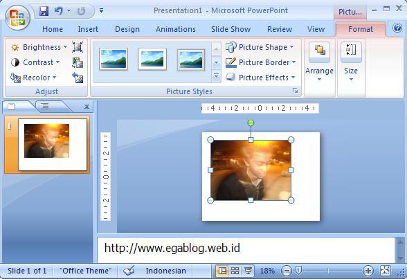 ketahui, Microsoft PowerPoint adalah aplikasi office dari Microsoft