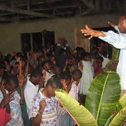 Bonduma Village Crusade Day 4