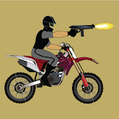 Motor Cycle Shooter - bullets