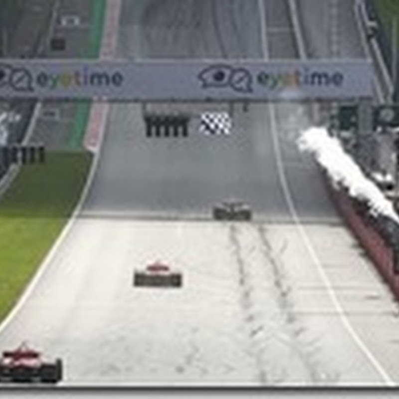 GP d'Austria: Verstappen vince davanti alle Ferrari