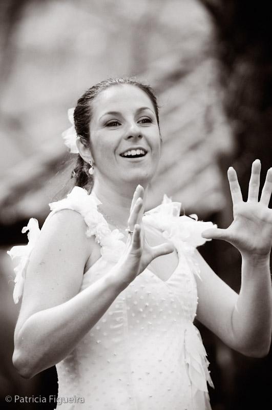 Foto de casamento 0273pb de Flavia e Daniel. Marcações: 13/06/2009, Casamento Flavia e Daniel, Teresopolis.