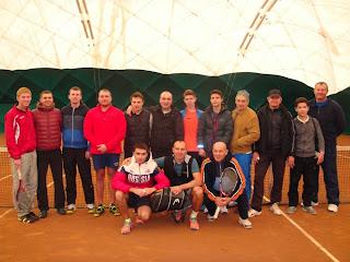 Новогодний турнир 2014 - Высшая лига