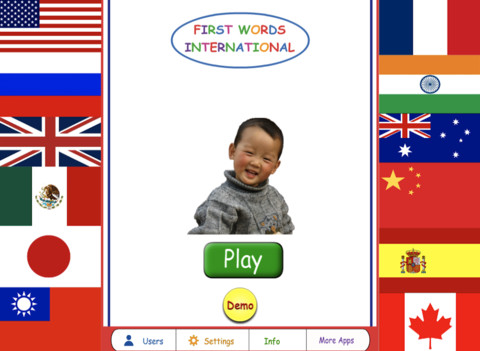 First Words International Main Page