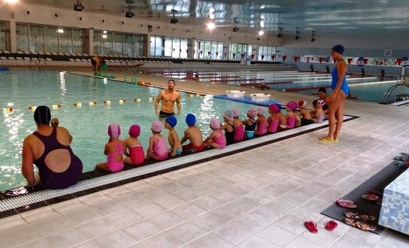 """""""Escola a Nadar"""" para todas as crianças de Lamego"""