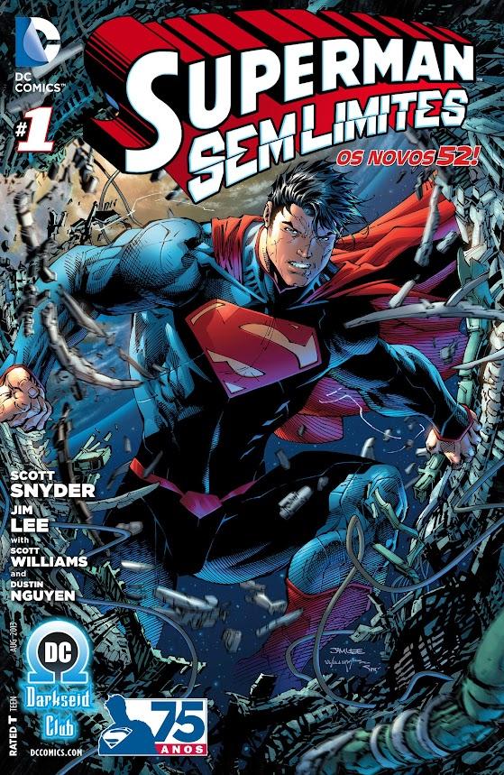 Superman Sem Limites (Os Novos 52)