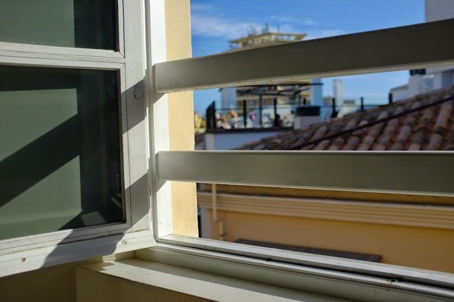 ventana atico
