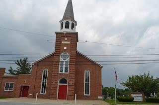 Christ's Church-Cavetown