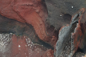 Another look at the gash in Red Crater